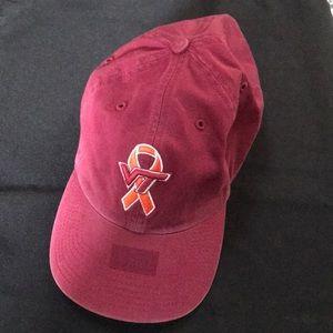 Virginia Tech Adjustable Hat